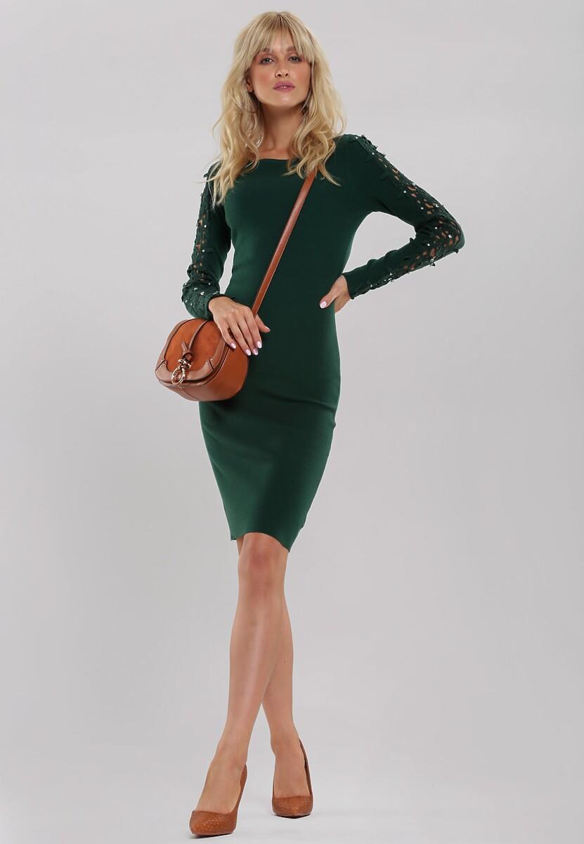 Zielona Sukienka Odette