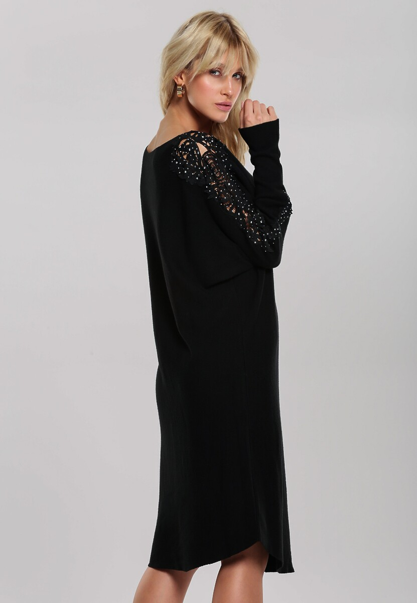 Czarna Sukienka Estelle
