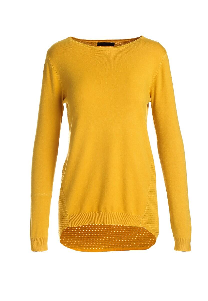 Żółty Sweter Aitana