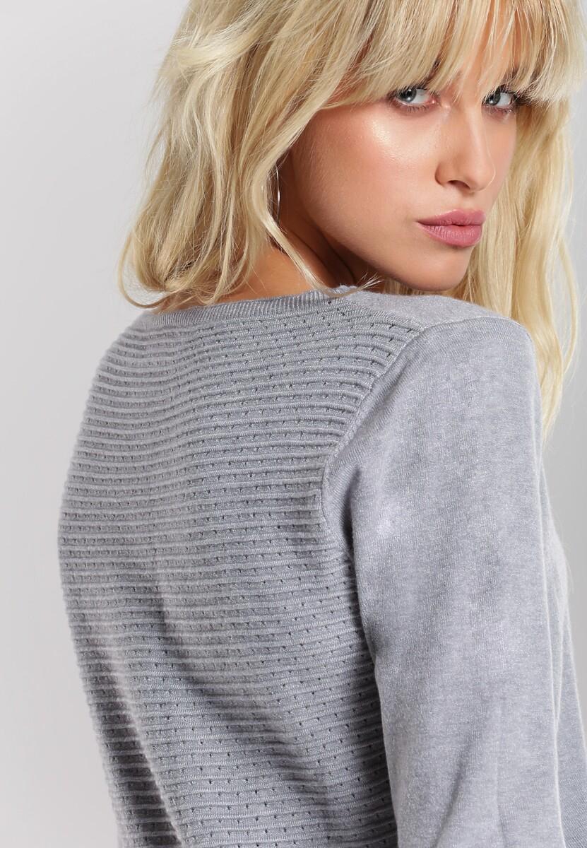 Szary Sweter Aitana