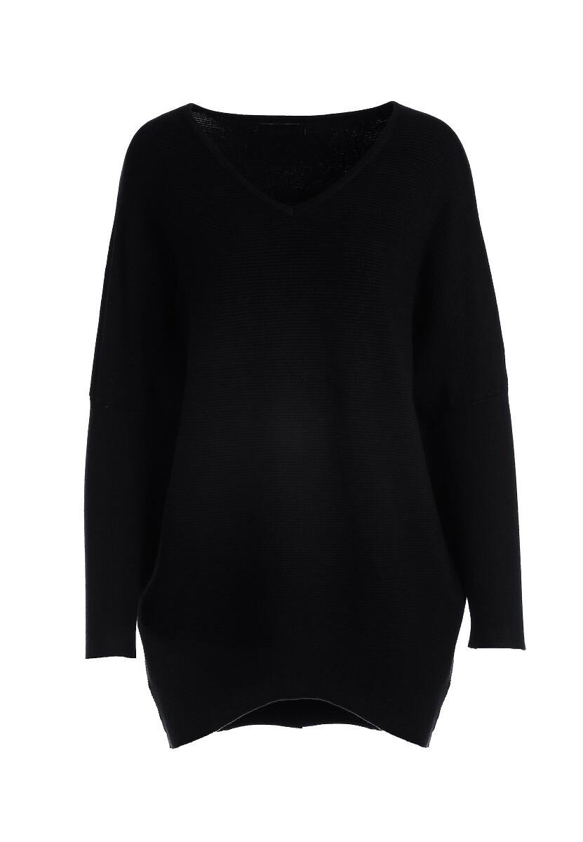 Czarny Sweter Kathryn