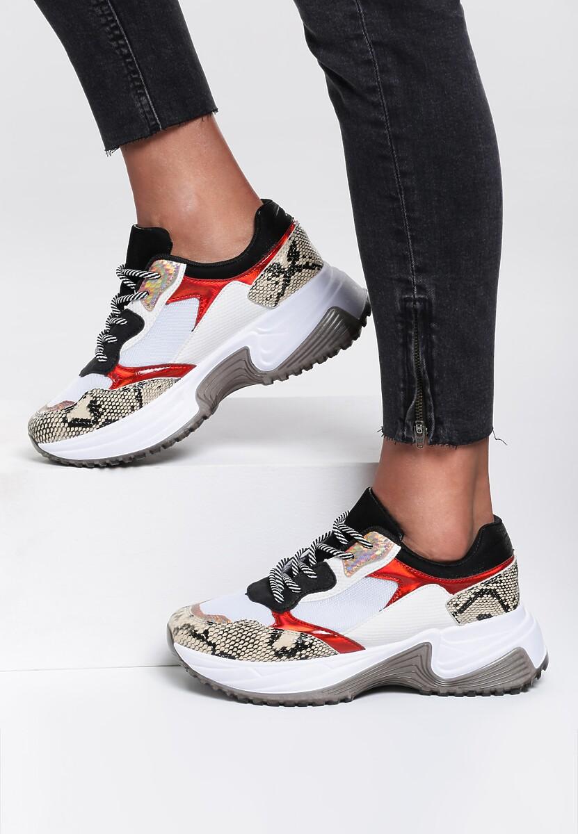 Białe Sneakersy Matilda