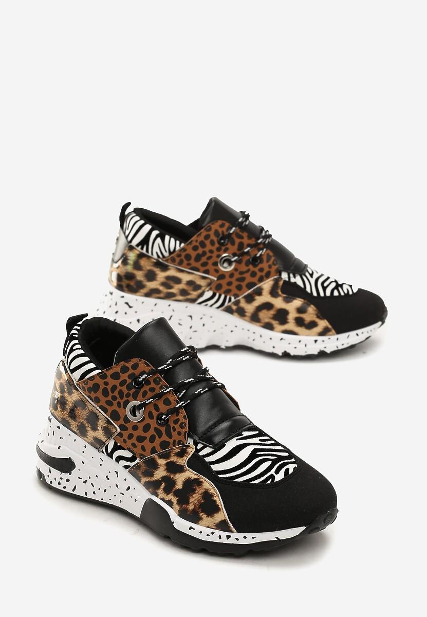 Panterkowe Sneakersy Meredith