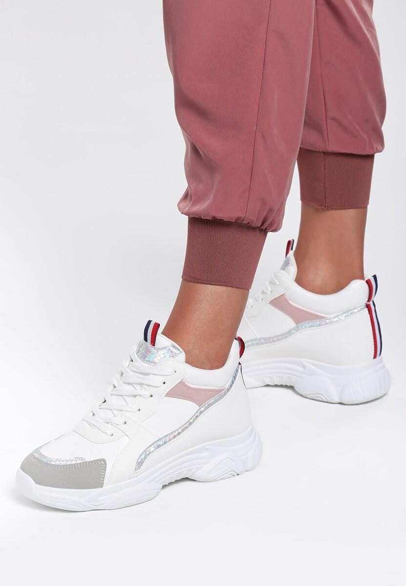 Białe Sneakersy Itzel