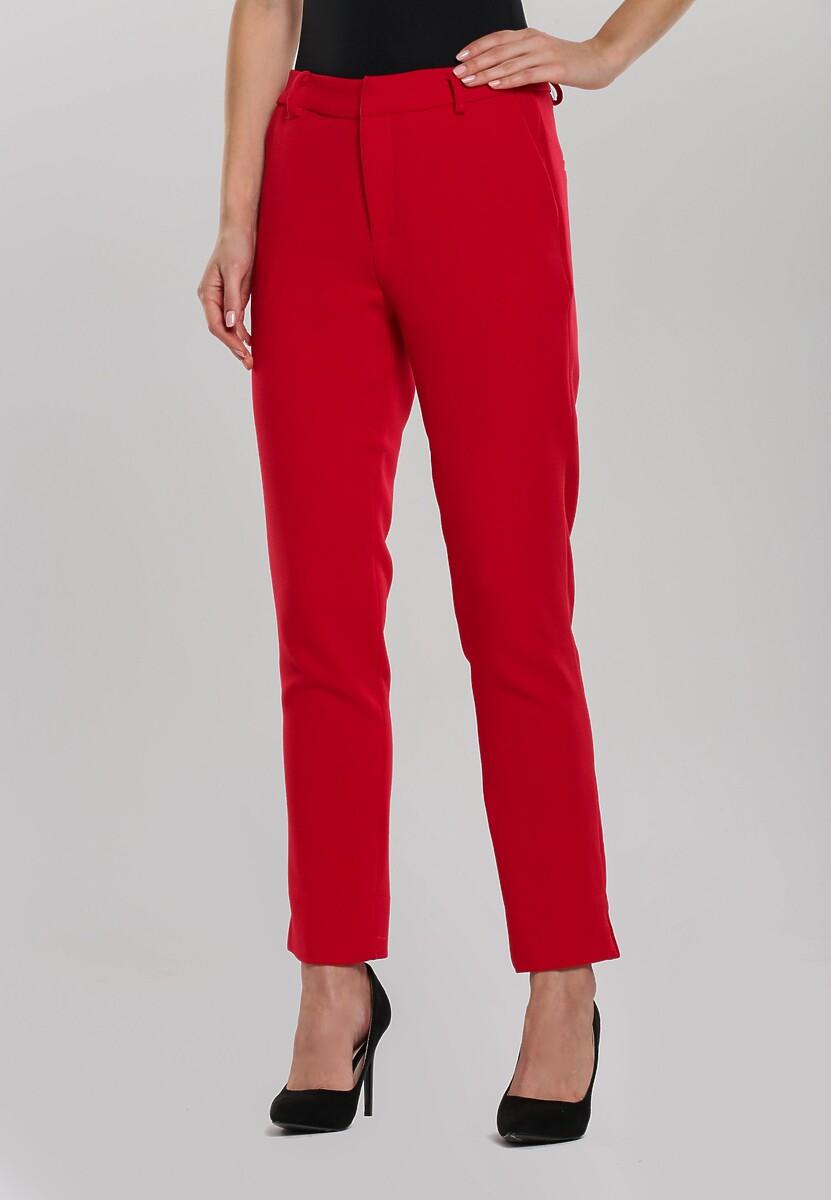 Czerwone Spodnie Adesina