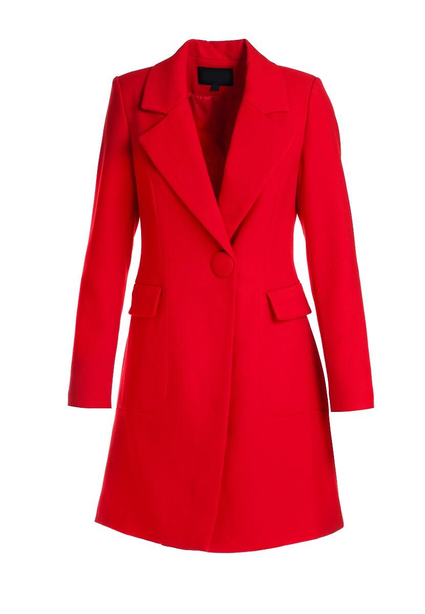 Czerwony Płaszcz Ronnie