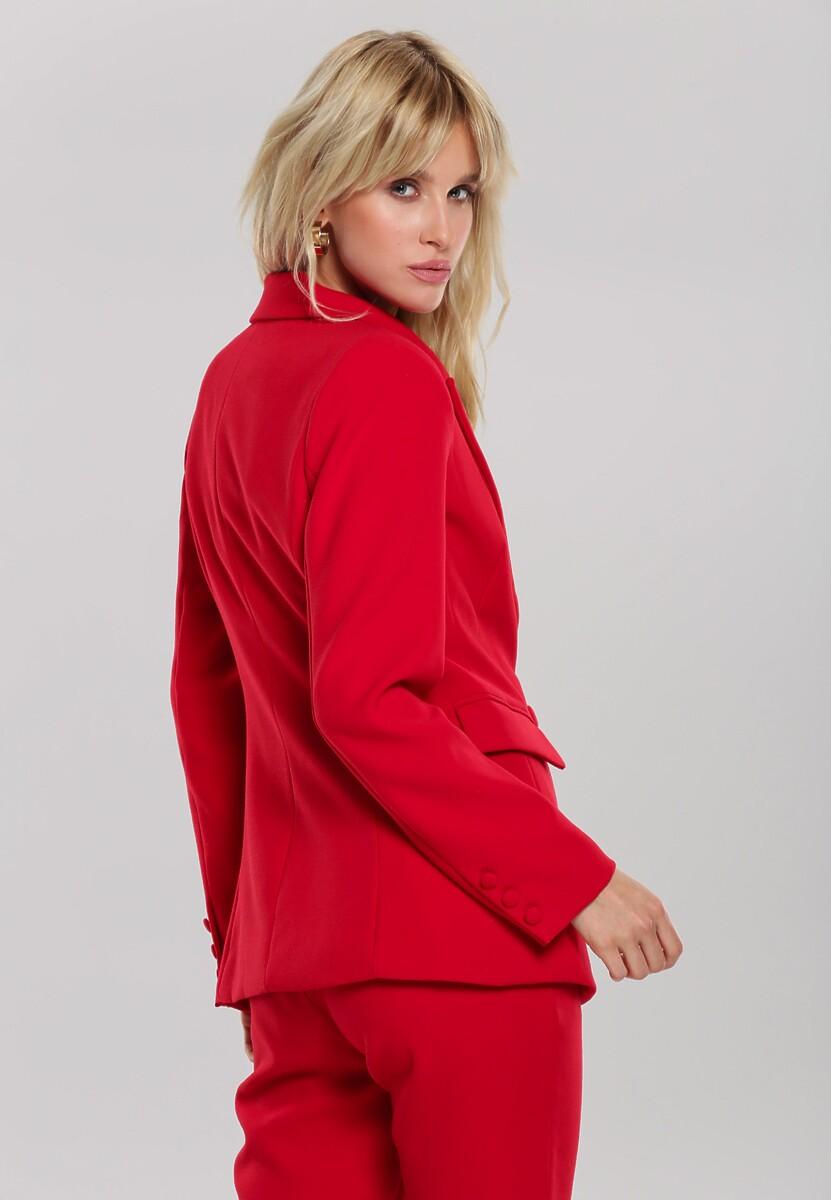 Czerwona Marynarka Adrienne