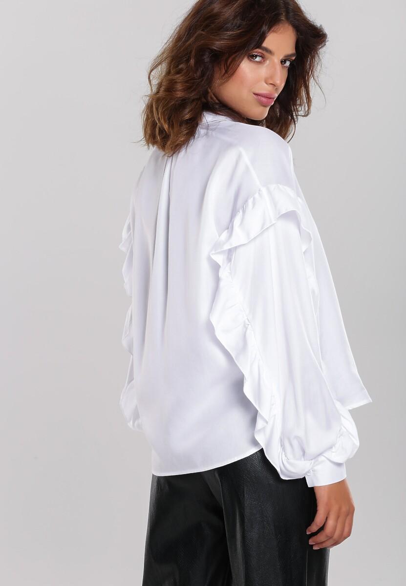Biała Koszula Maleah w Www.renee.pl  2Bbqp