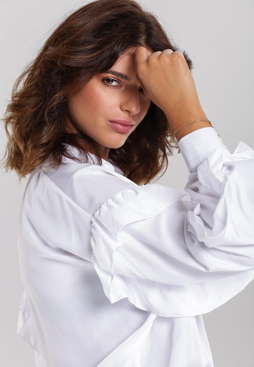 Biała Koszula Maleah