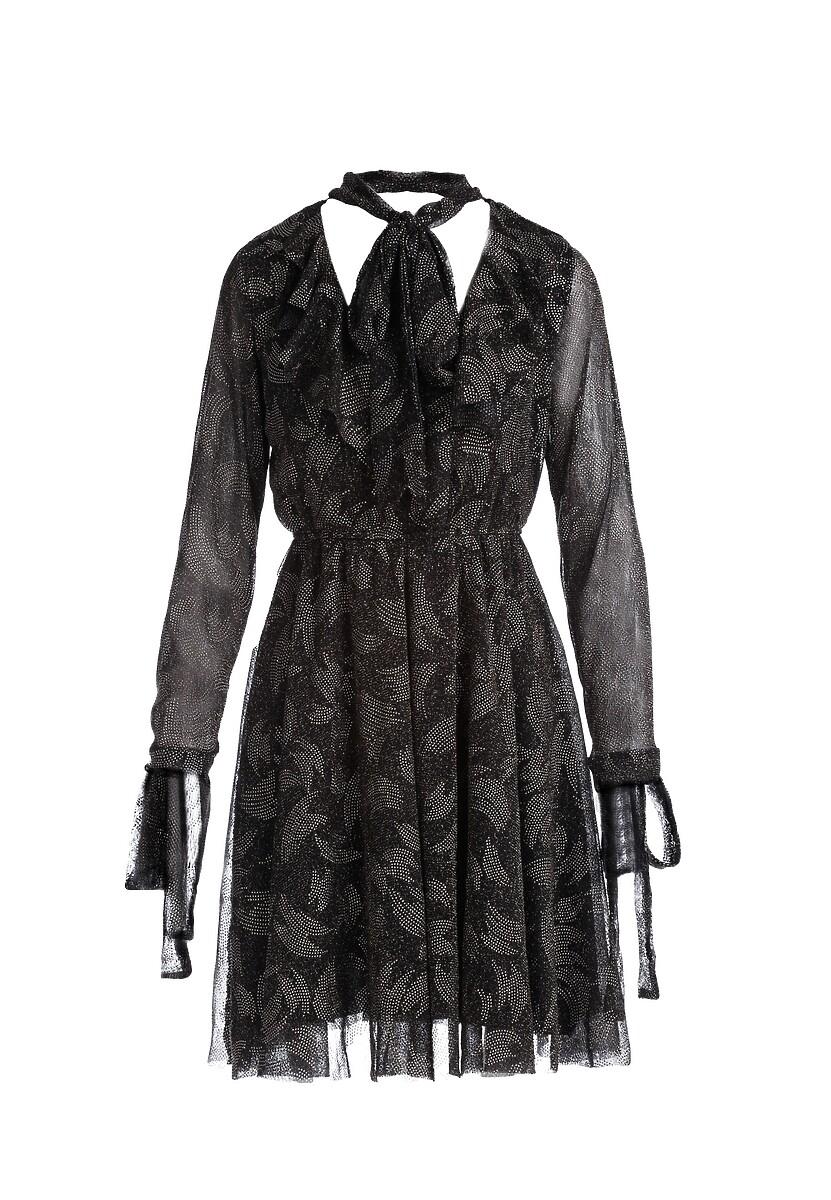 Czarna Sukienka Rayna