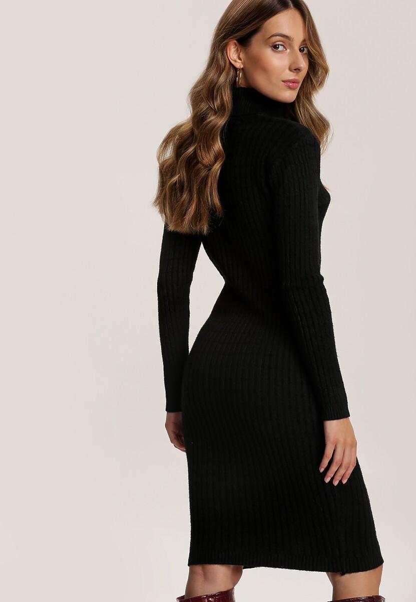 Czarna Sukienka Rylan