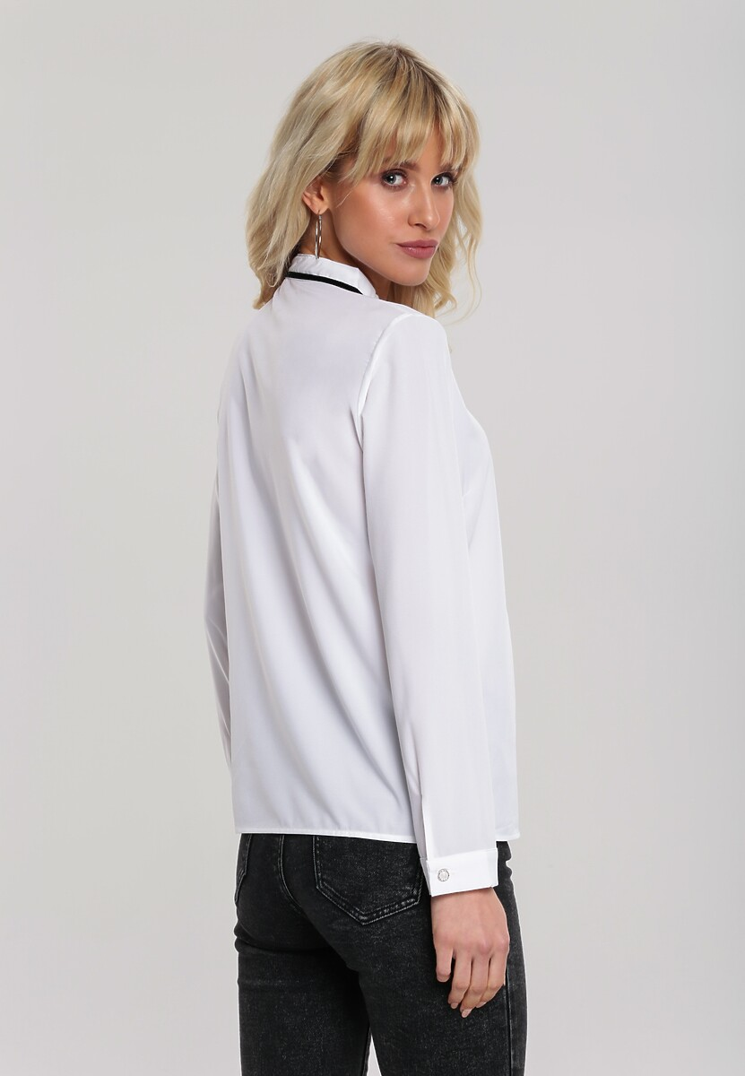Biała Koszula Rocksberg