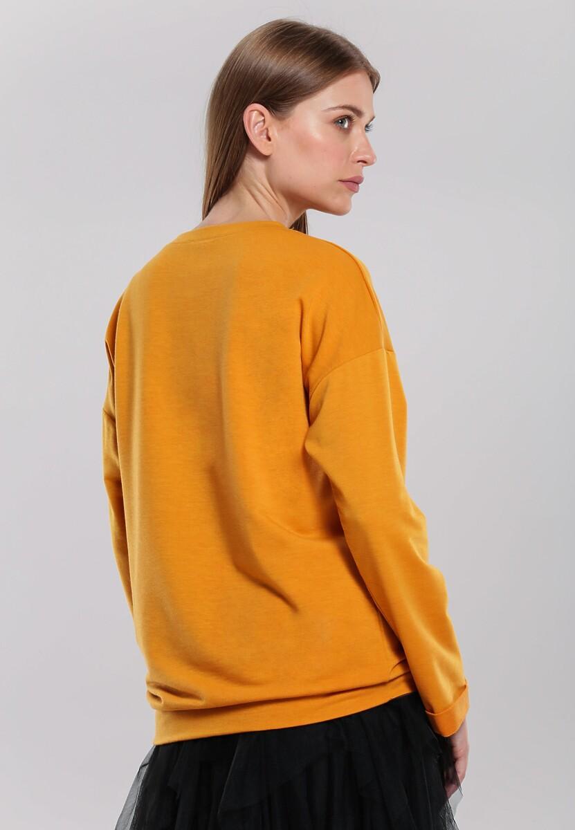 Żółta Bluza Animalcule