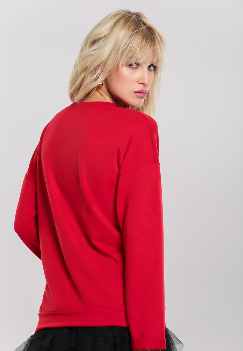 Czerwona Bluza Animalcule