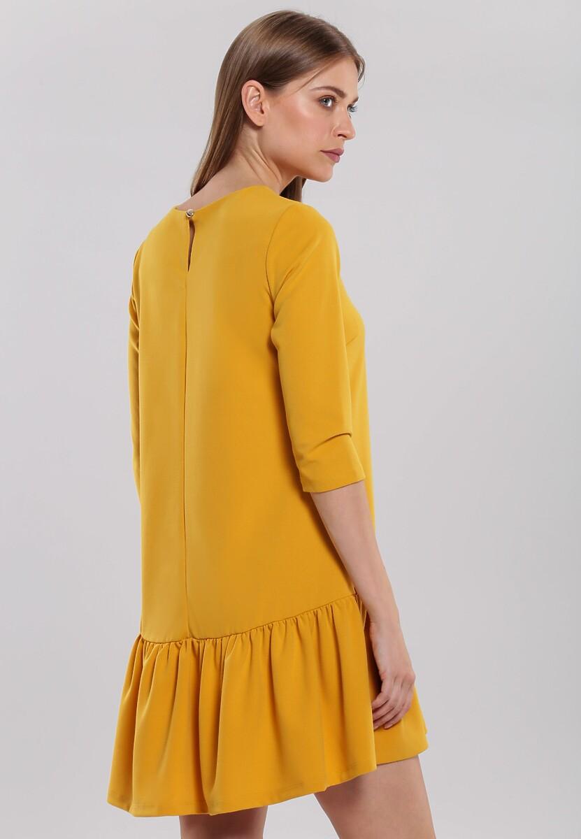 Żółta Sukienka Audition