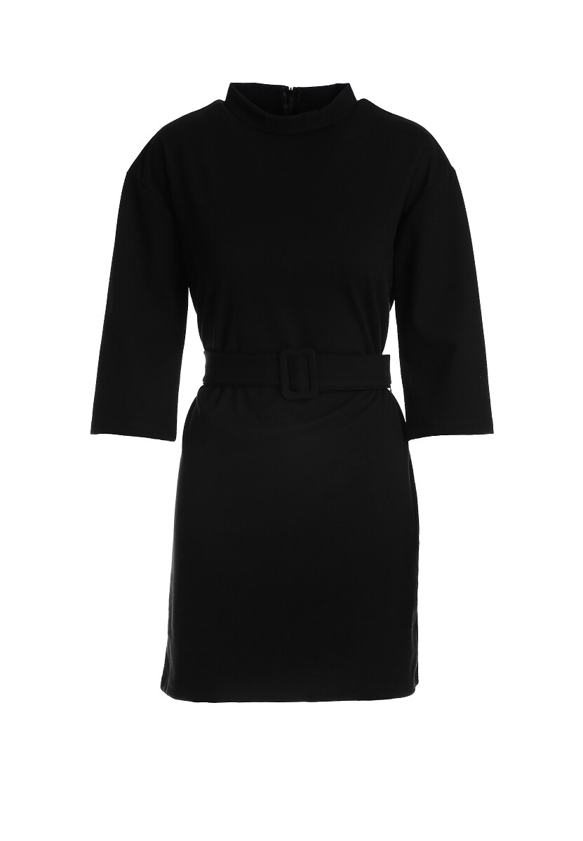 Czarna Sukienka Timbrel