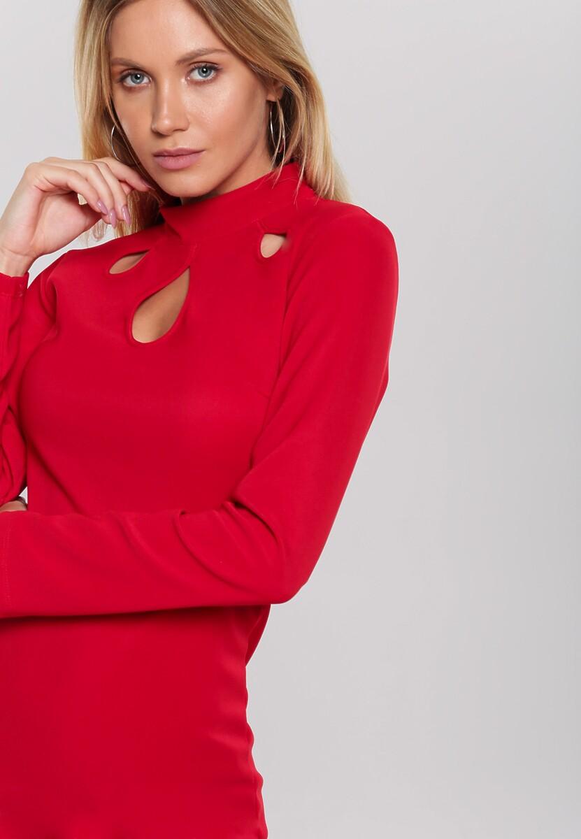 Czerwona Sukienka Forfend