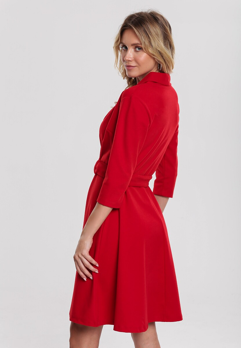 Czerwona Sukienka Wherewith