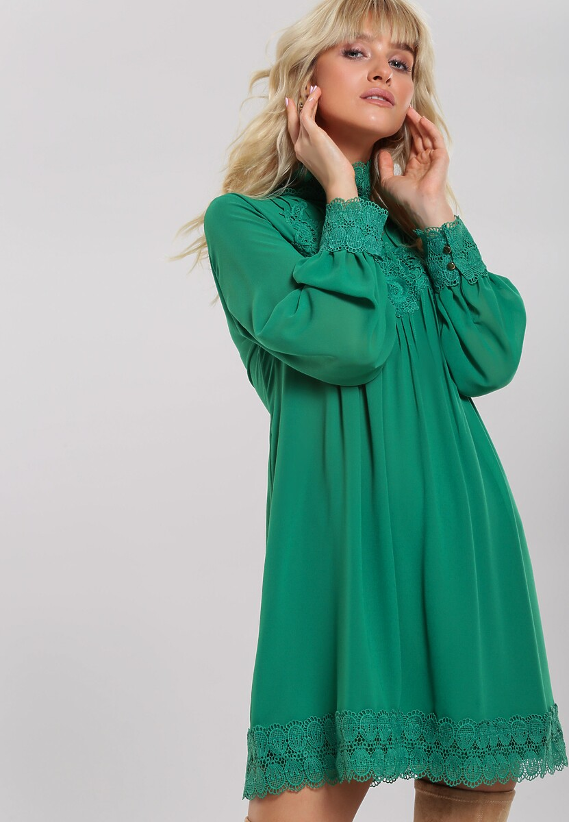 Zielona Sukienka Earlsfield