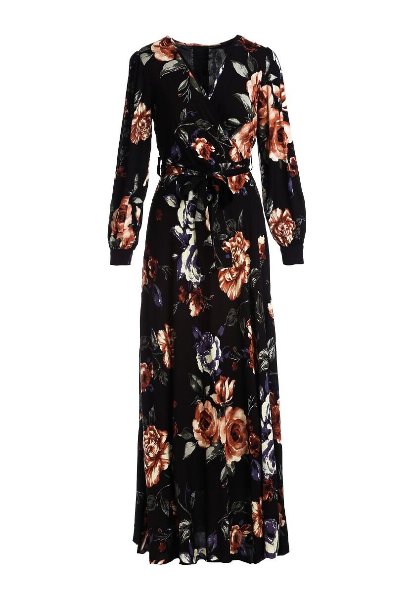Czarna Sukienka Izzard