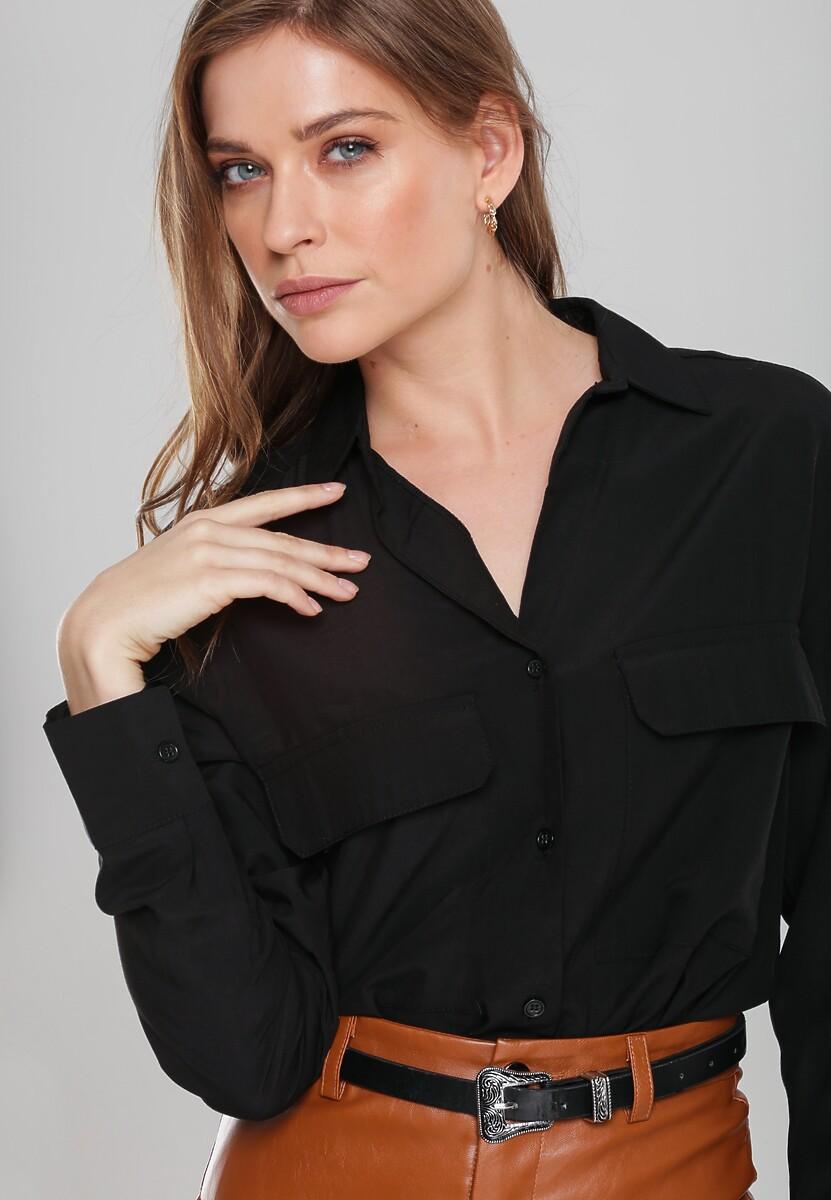 Czarna Koszula Scalable