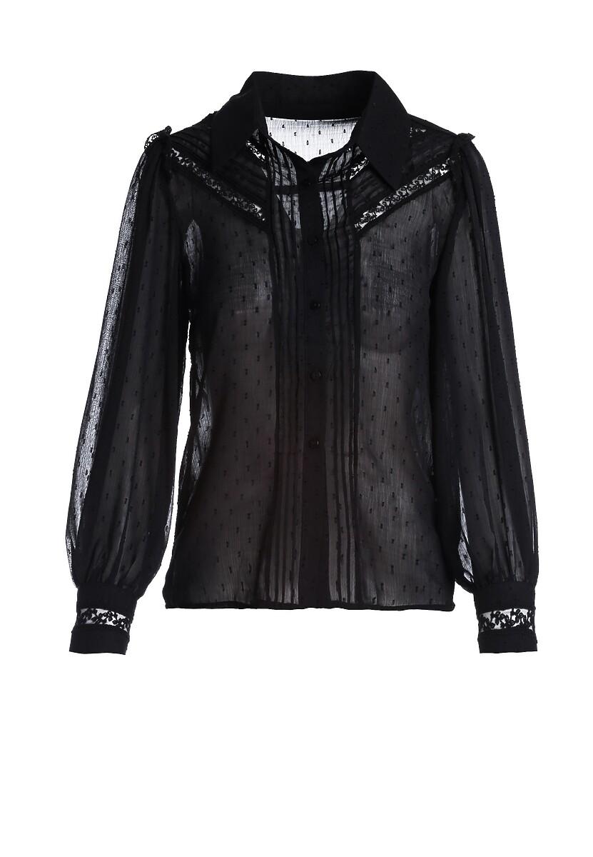 Czarna Koszula Highbury
