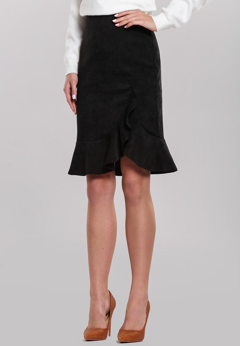 Czarna Spódnica Canbury