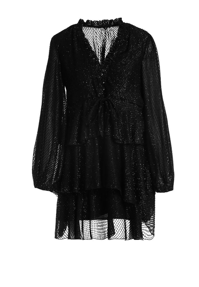Czarna Sukienka Michigan