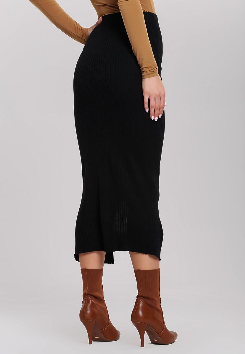 Czarna Spódnica Hornsey