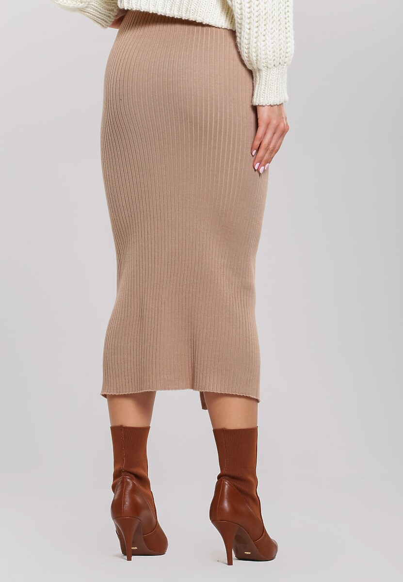 Beżowa Spódnica Hornsey