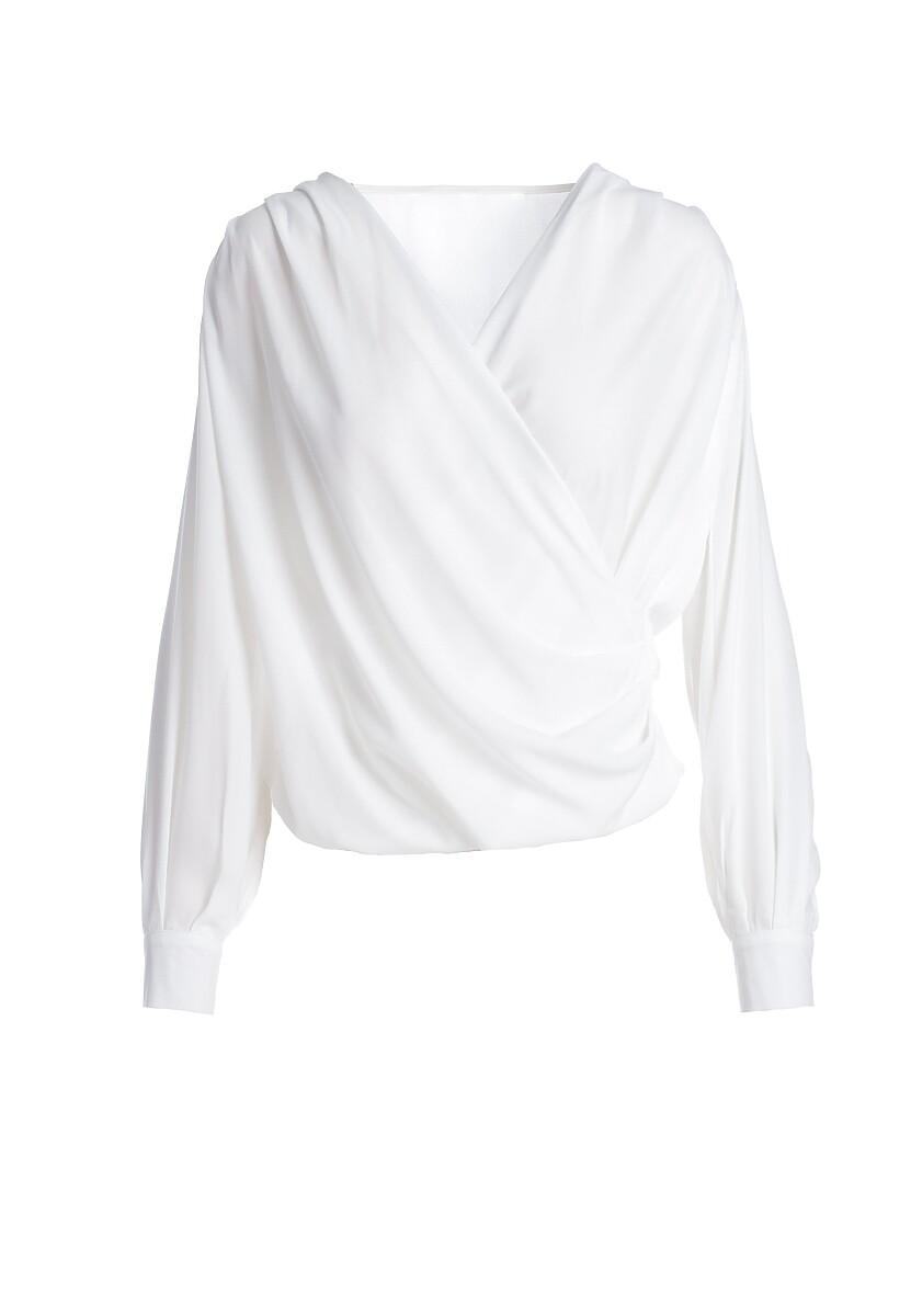 Biała Bluzka Bunhill