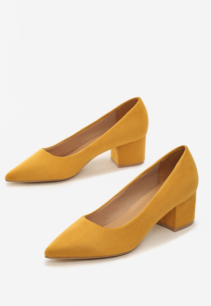 Żółte Czółenka Potation