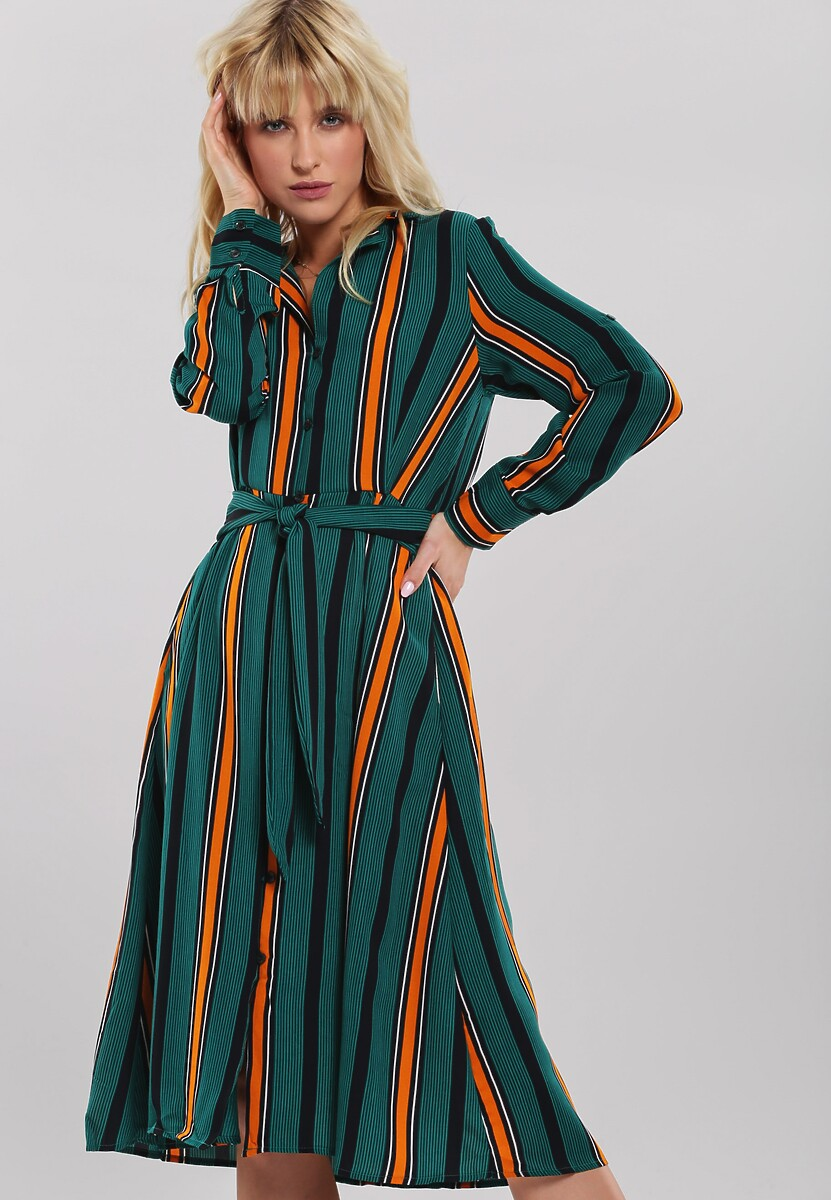 Zielona Sukienka Drainage