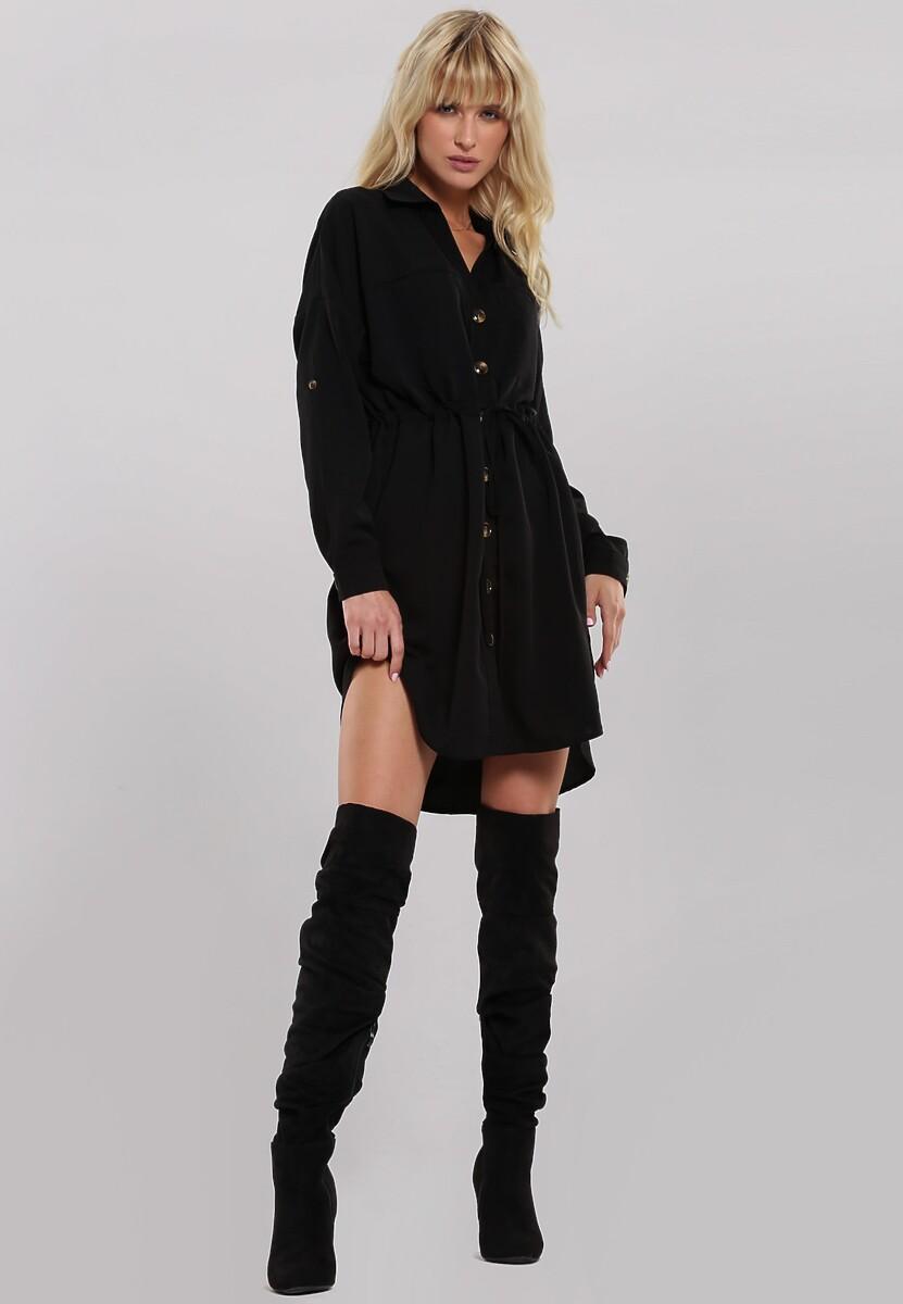 Czarna Sukienka Edgelands Kod produktu: 104345