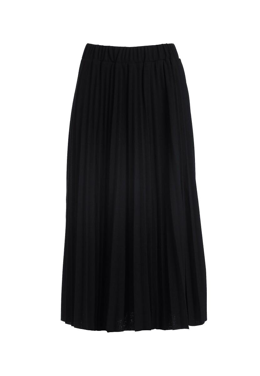 Czarna Spódnica Shave