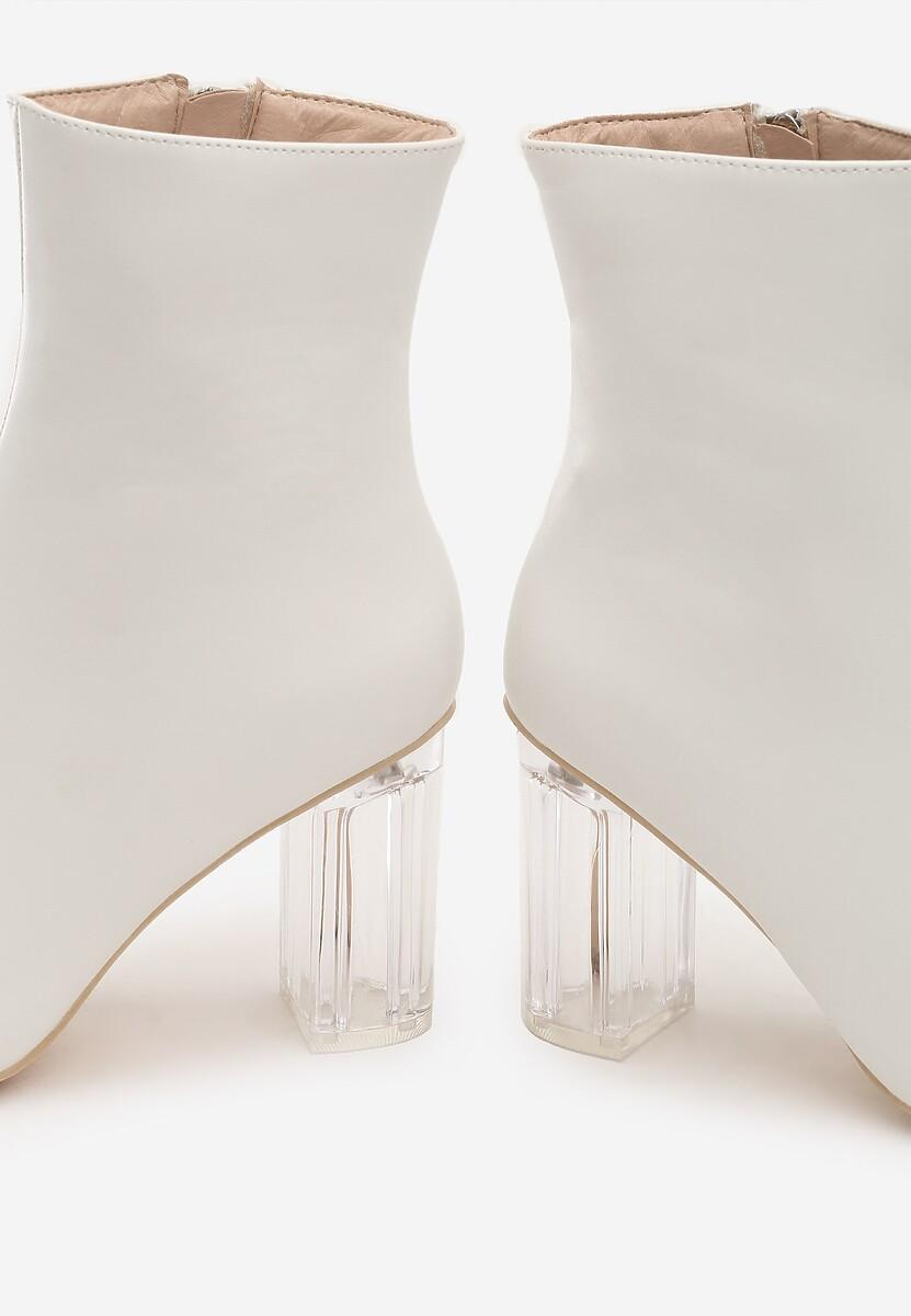 Białe Botki Nanterre