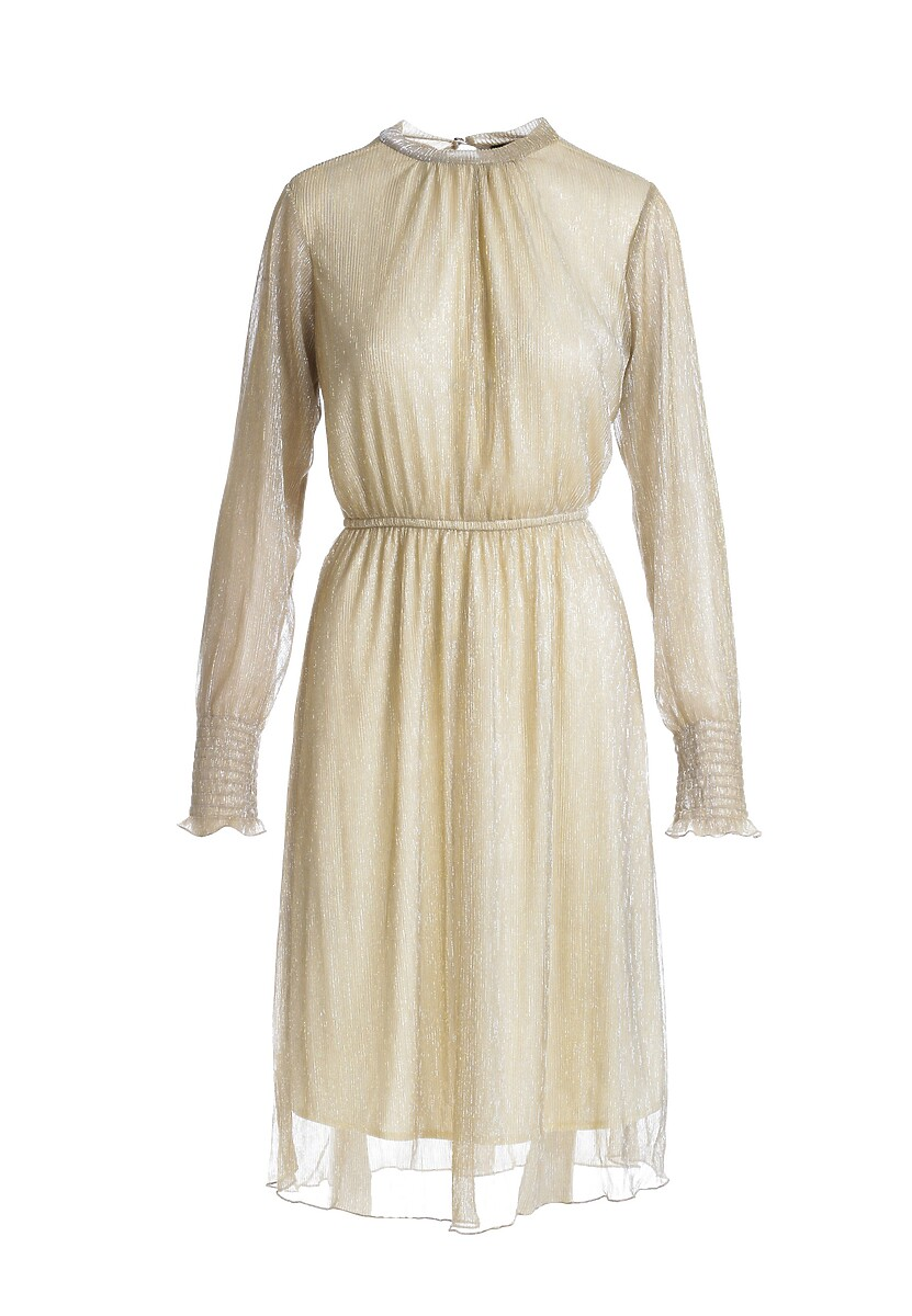 Złota Sukienka Salvador