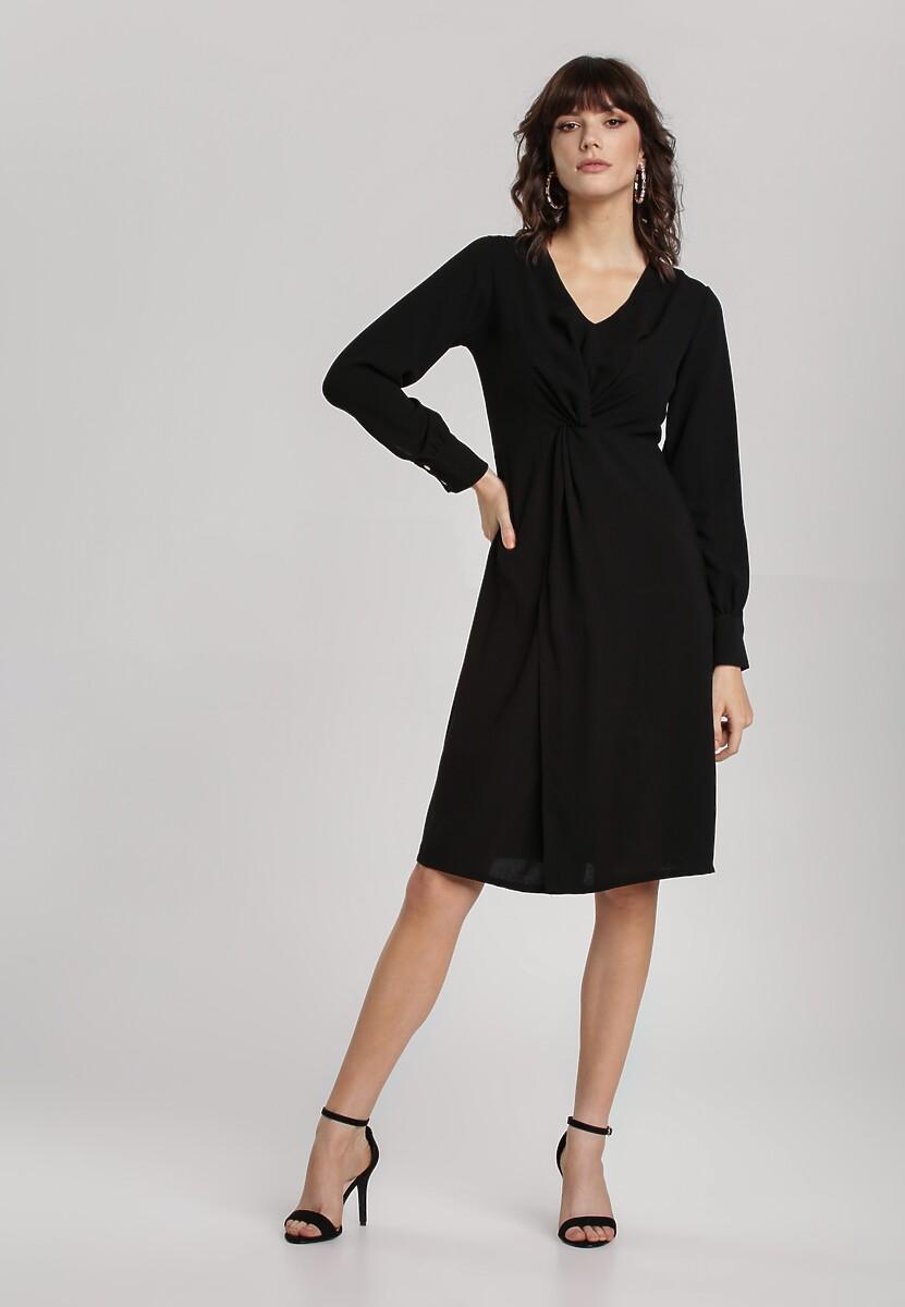 Czarna Sukienka Caucaia Kod produktu: 105074