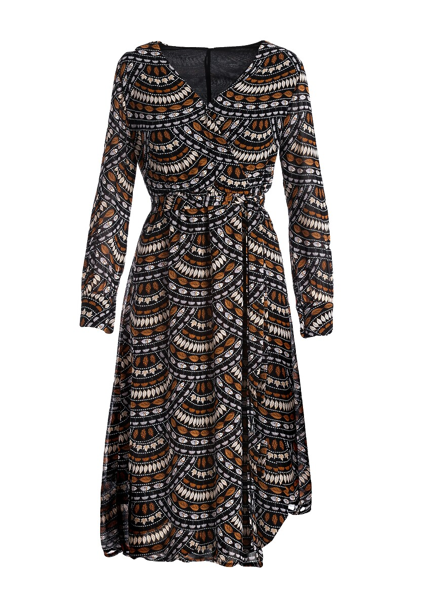 Czarna Sukienka Saltley