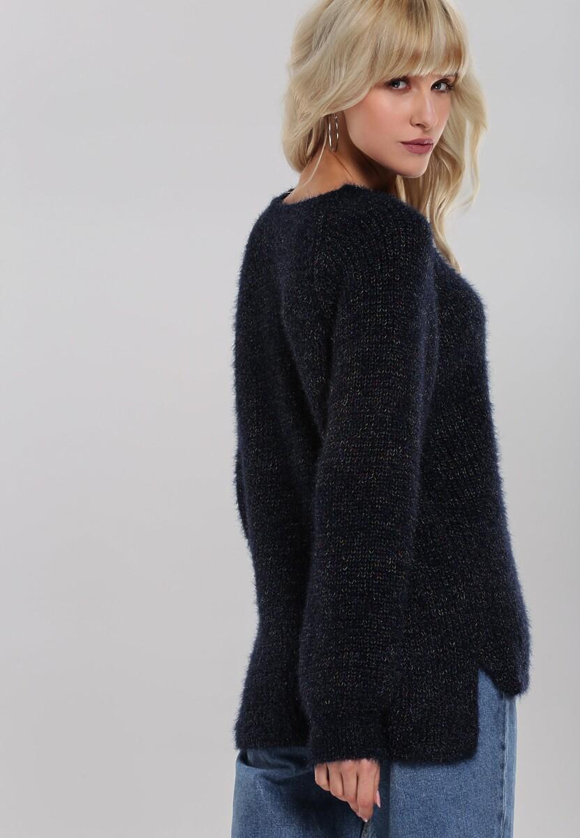 Granatowy Sweter Balgreen