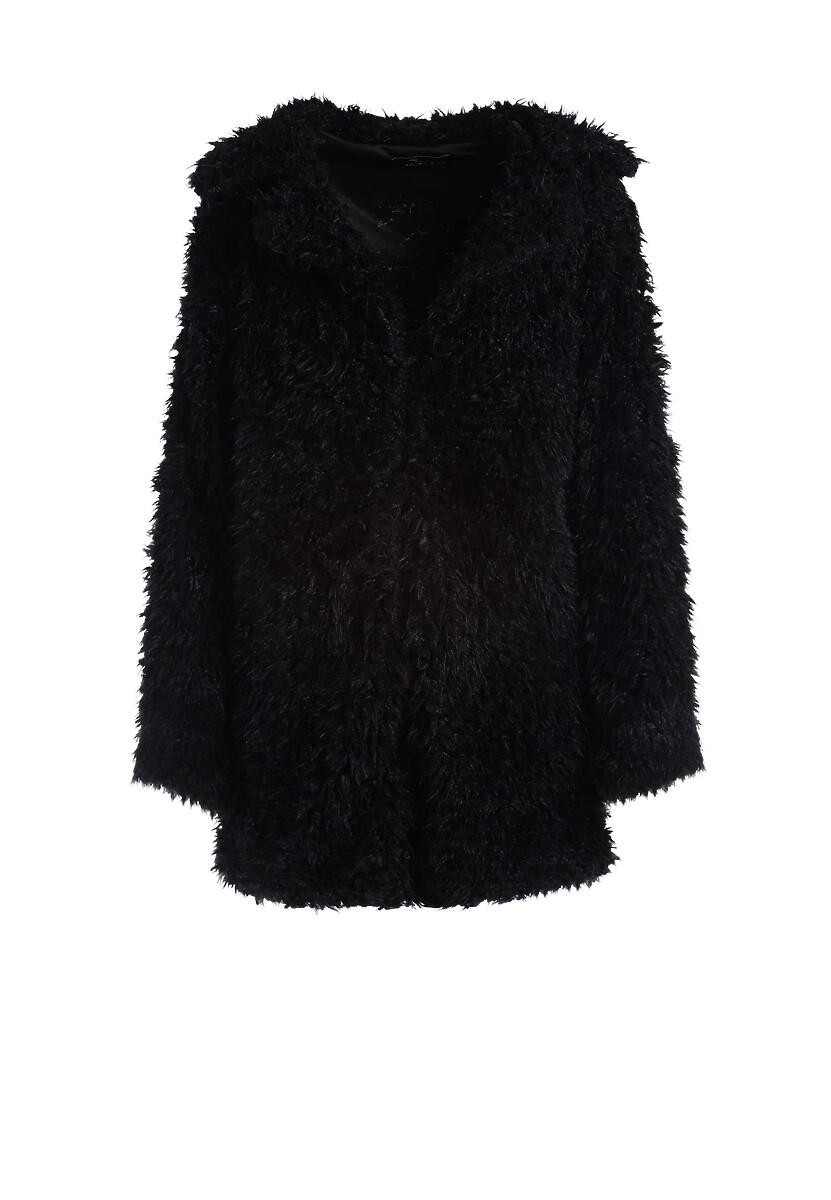 Czarny Płaszcz Bradway