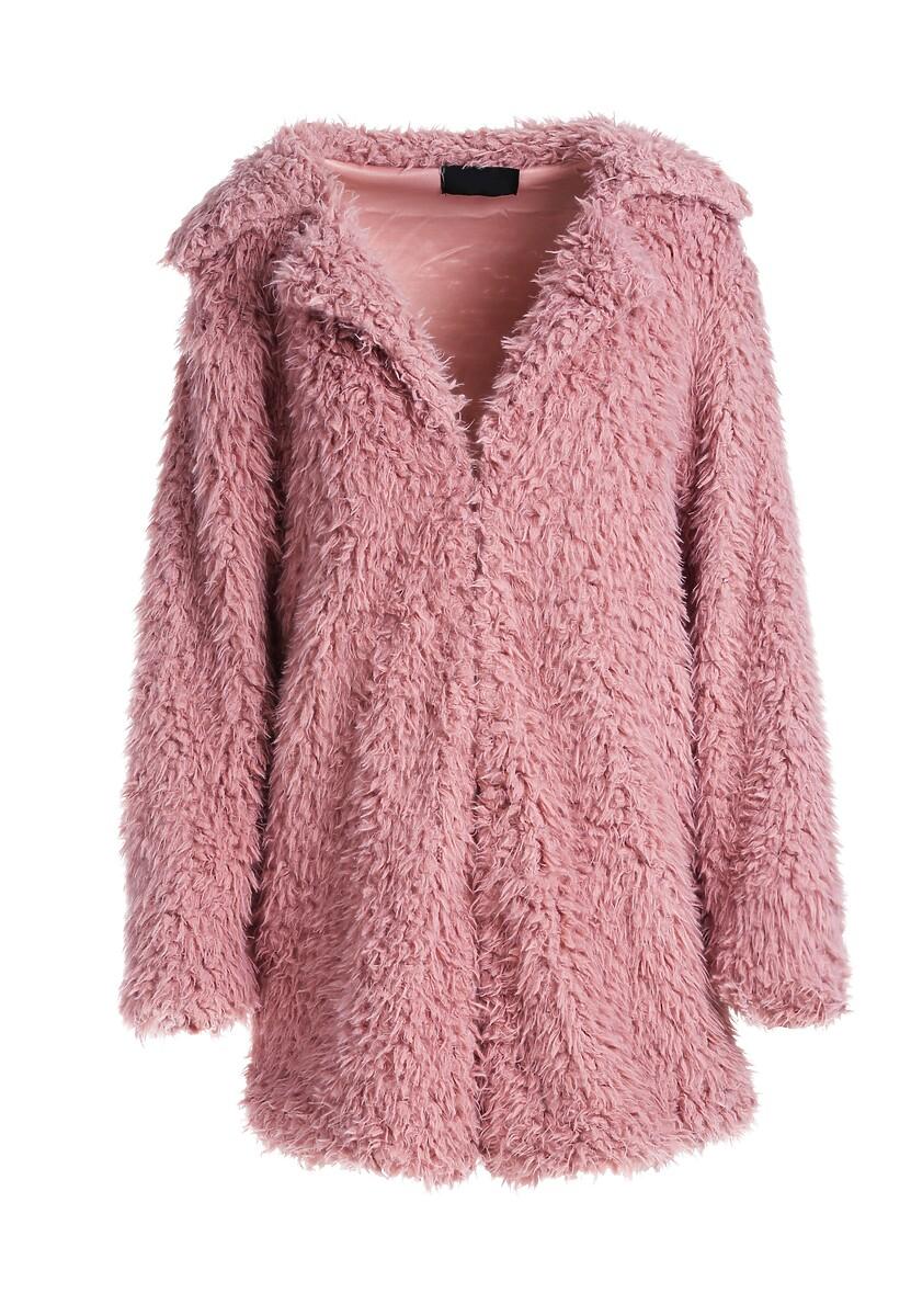 Różowy Płaszcz Bradway