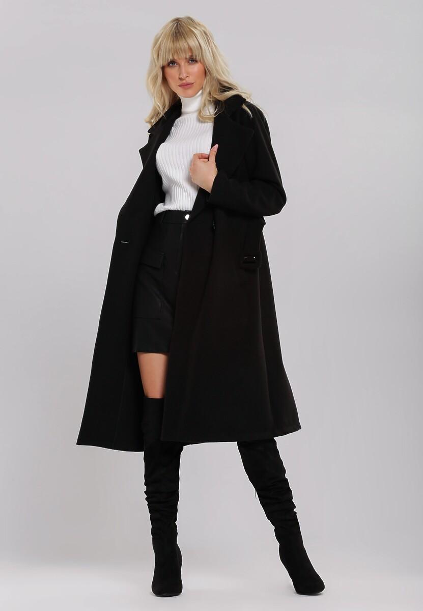 Czarny Płaszcz Redford