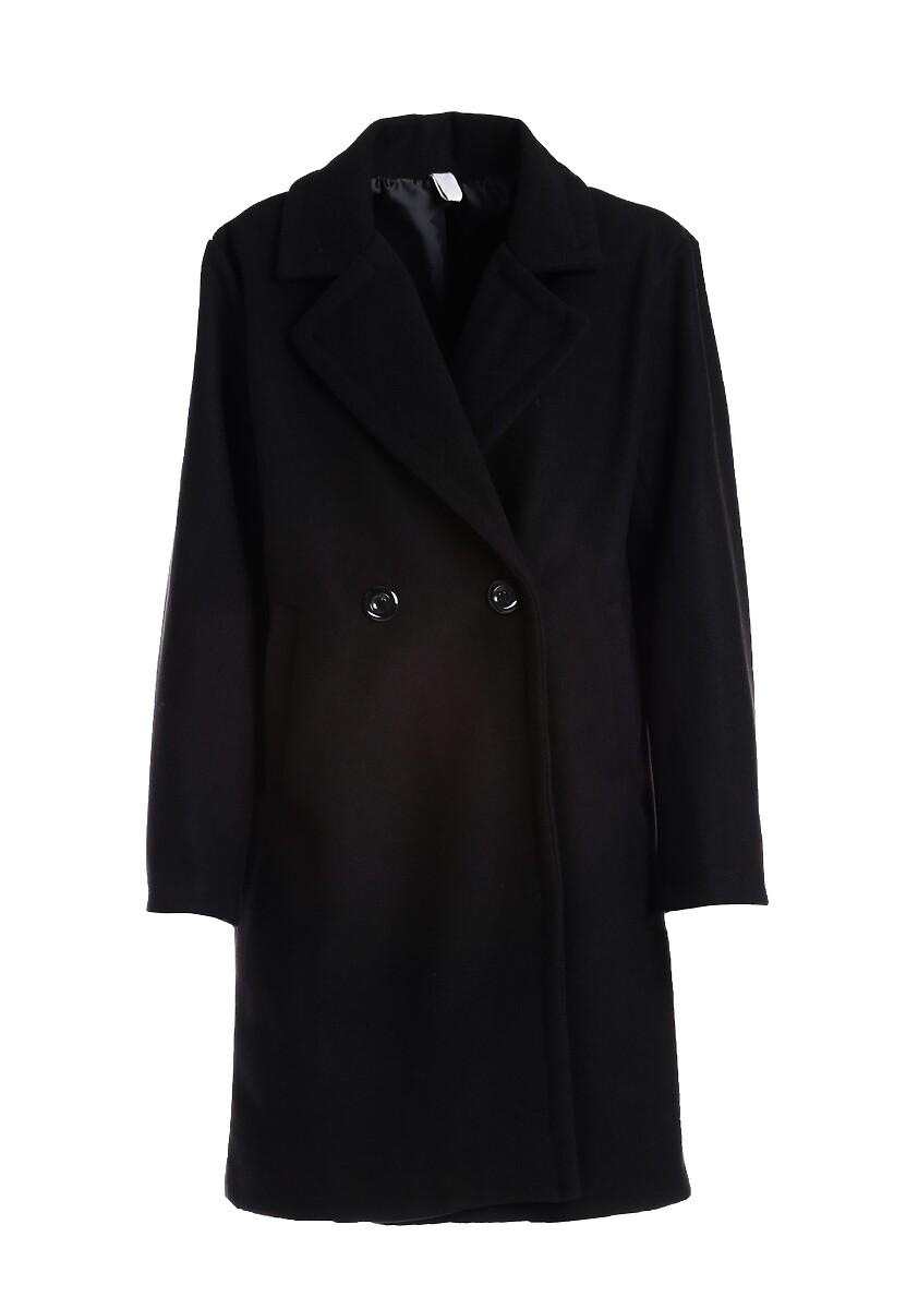 Czarny Płaszcz Gorbals