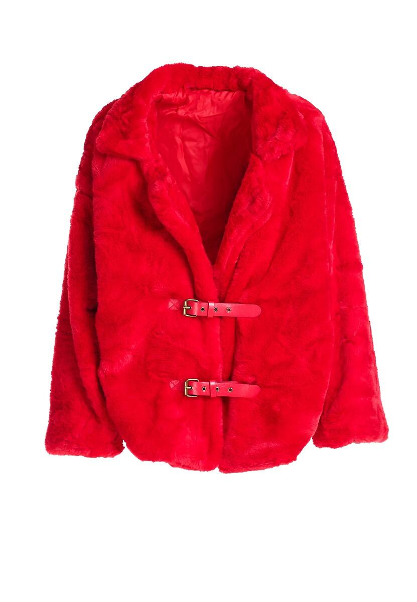 Czerwona Kurtka Dover