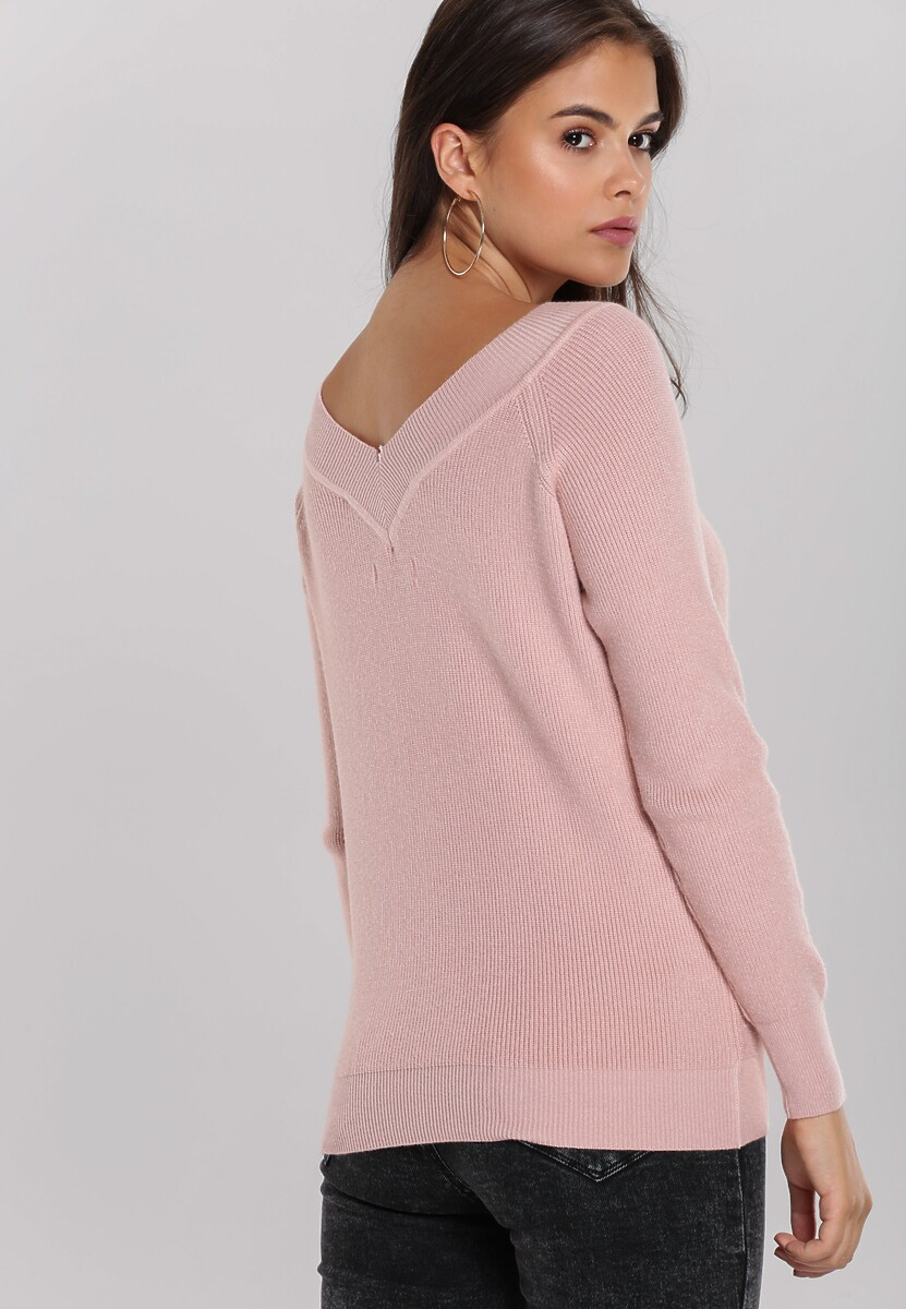 Różowy Sweter Bentleigh