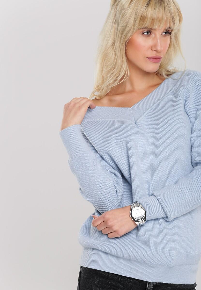 Jasnoniebieski Sweter Bentleigh