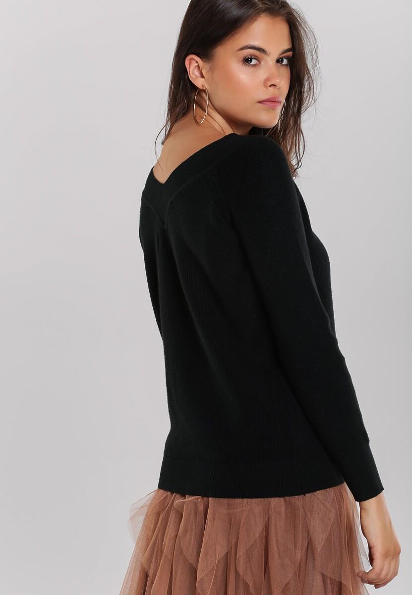 Czarny Sweter Bentleigh