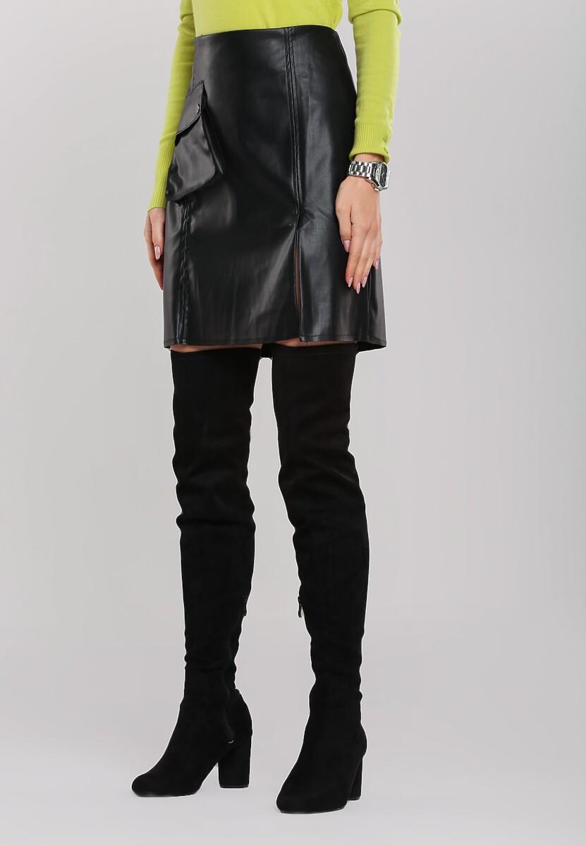 Czarna Spódnica Booval