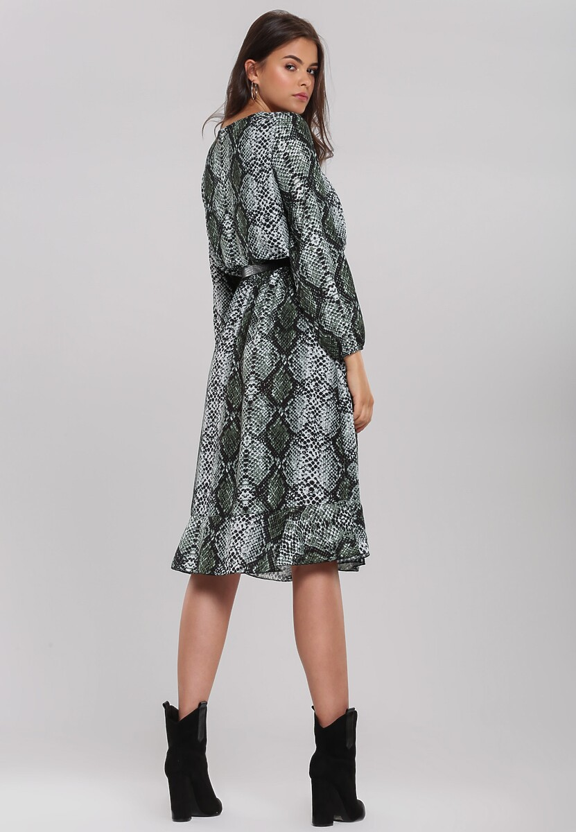 Wężowa Sukienka Birrong